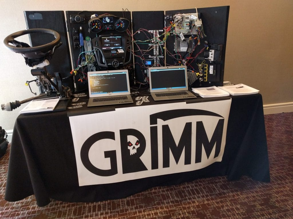 GRIMM Car Hacking