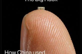 El chip chino con la puerta trasera