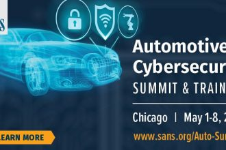 SANS Automotive Cybersecurity Summit