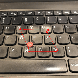 Cómo crear contraseñas seguras con el teclado