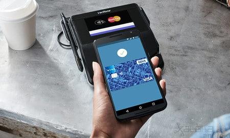 Android Pay con BBVA