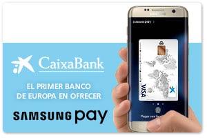 La Caixa con Samsung Pay