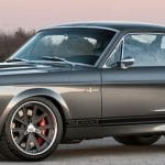 Foto de un Shelby Cobra Gt. 500R