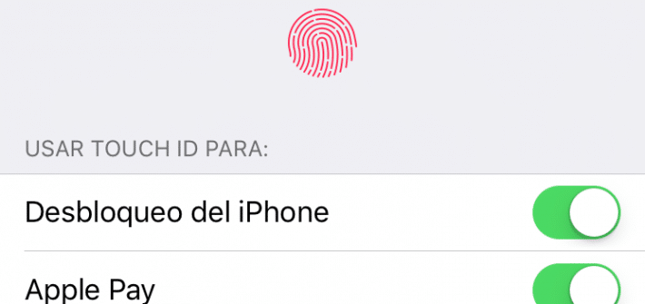 TouchID en iOS