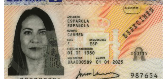 Grave vulnerabilidad en el DNI electrónico emitido en España