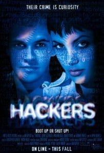 Carátula de la película Hackers Piratas Informáticos