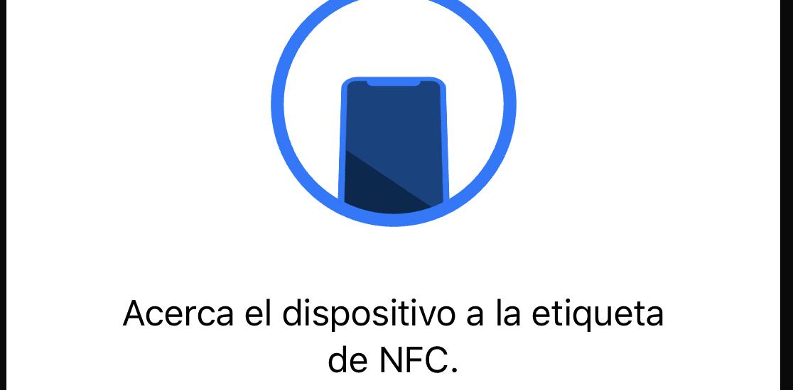 Atajos NFC para HomeKit