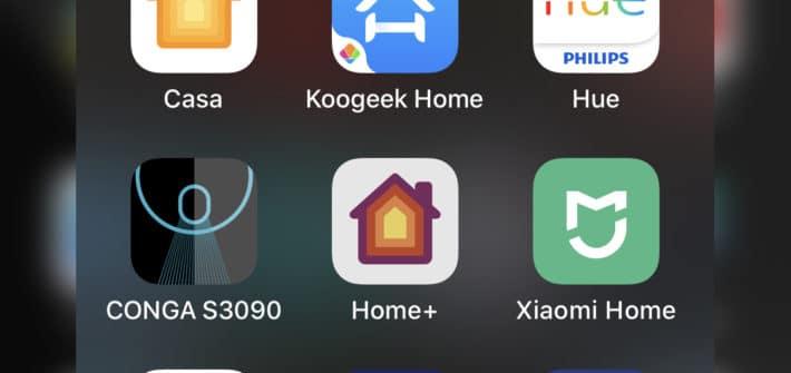Novedades de Apple HomeKit en iOS 14