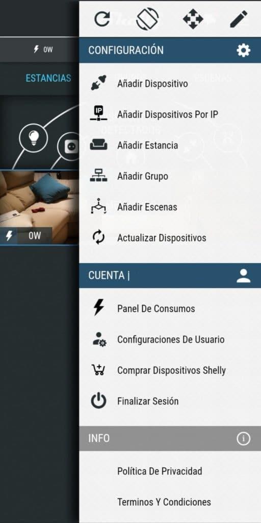 Añadimos el dispositivo Shelly 2.5