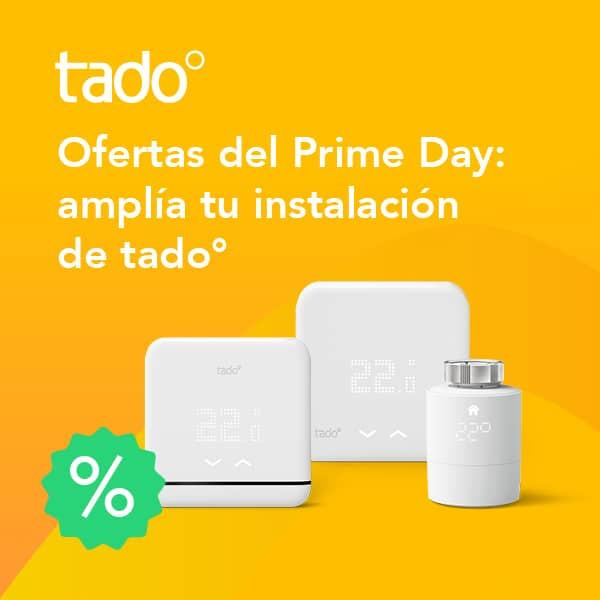 Amazon Prime Days en dispositivos Tado