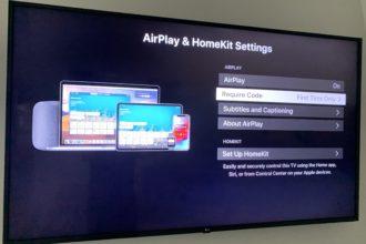 Televisión Compatible con Apple HomeKit