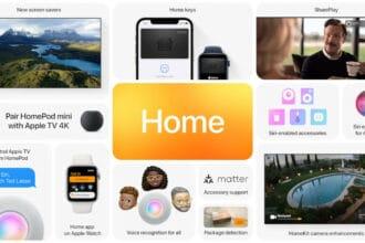 Novedades de HomeKit en iOS 15