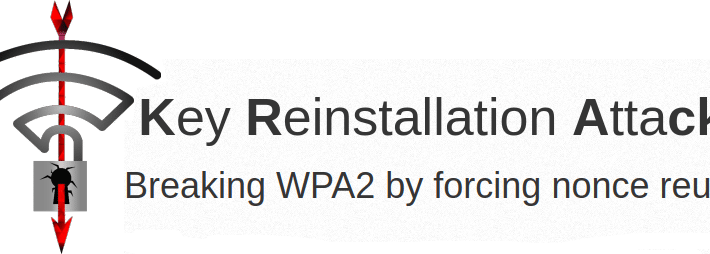 krack: Key Reinstallation Attack para redes wifi protegidas por WPA2